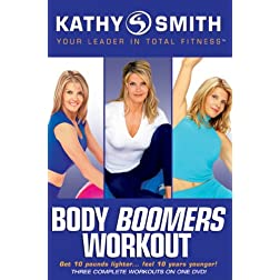 Kathy Smith: Body Boomers Workout
