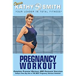 Kathy Smith: Pregnancy Workout