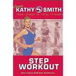 Kathy Smith: Step Workout