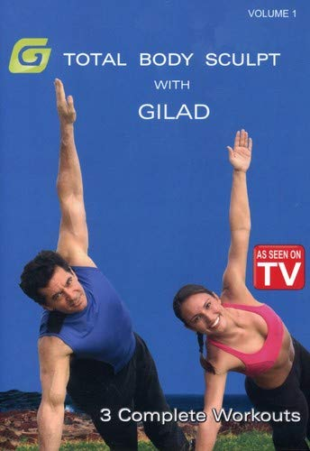 Gilad: Total Body Sculpt Workout, Vol. 1