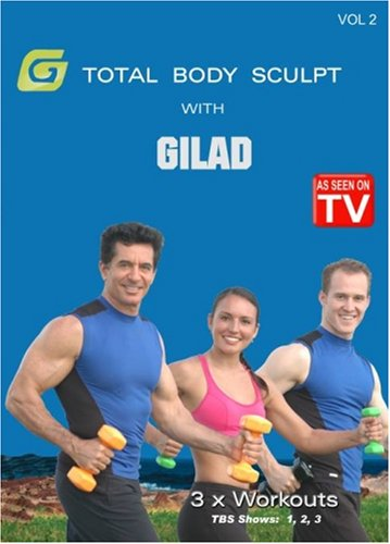 Gilad: Total Body Sculpt Workout, Vol. 2