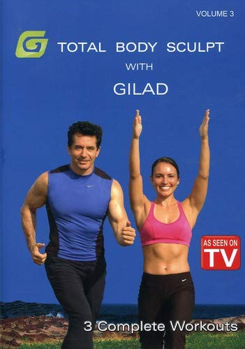 Gilad: Total Body Sculpt Workout, Vol. 3