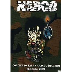 Concierto Caracol 2001