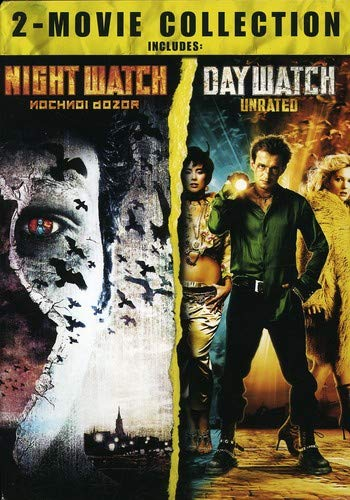 Night Watch / Day Watch (Two-Movie Collection)