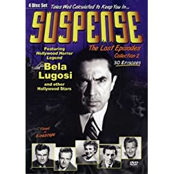 Suspense: The Lost Episodes - Collection 2