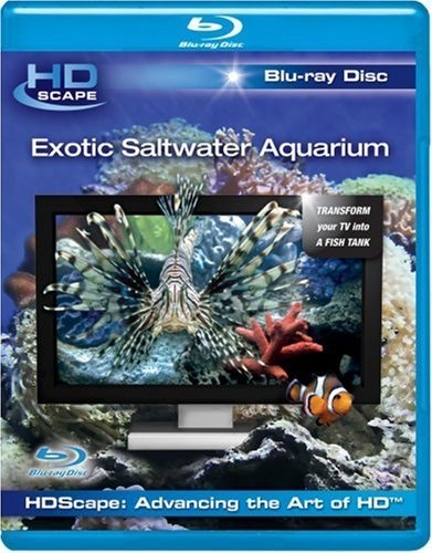 Exotic Saltwater Aquarium [Blu-ray]