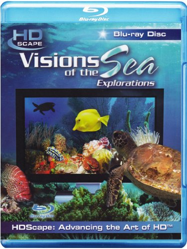 Visions of the Sea: Explorations [Blu-ray]