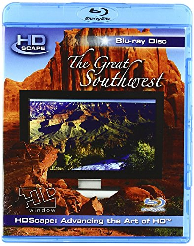 HD Window: The Great Southwest [Blu-ray]