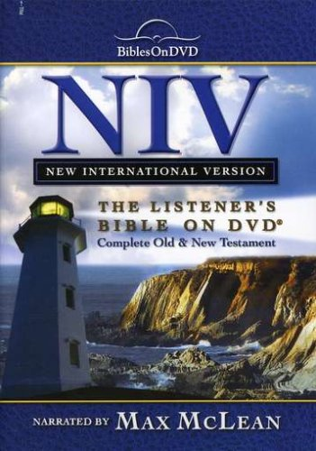 NIV Listener's Bible on DVD® Complete Old & New Testament