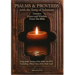 Psalms & Proverbs With the Song of Solomon