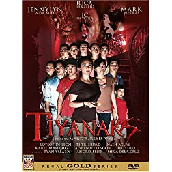 Tiyanaks - Philippines Filipino Tagalog DVD Movie