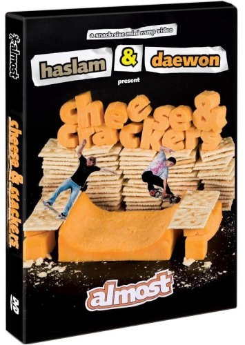 Almost Cheese & Crackers DVD