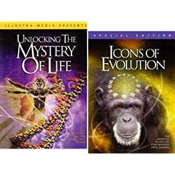 Unlocking the Mystery of Life / Icons of Evolution 2-DVD Set