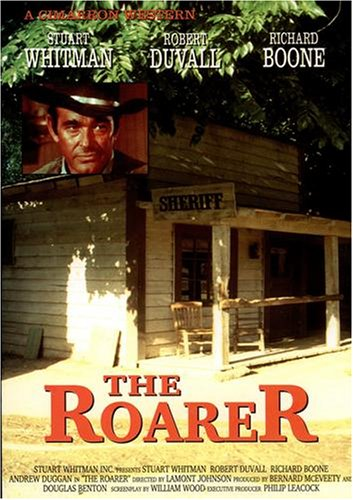 Cimarron Strip - The Roarer