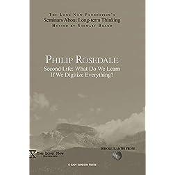 Philip Rosedale: