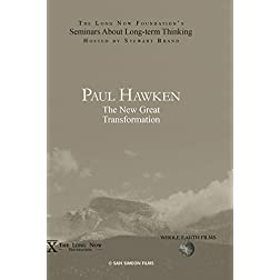 Paul Hawken: The New Great Transformation