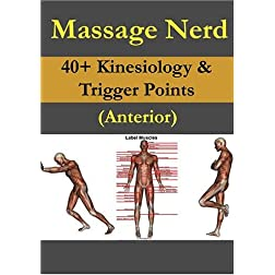 40+ Kinesiology & Trigger Points Anterior
