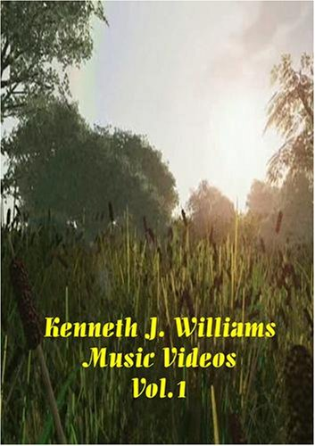 Kenneth J. Williams Music Videos Vol. 1