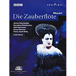 Mozart - Die Zauberflote (The Magic Flute) / Davis, Keenlyside, Roschmann, Royal Opera House Covent Garden [HD DVD]