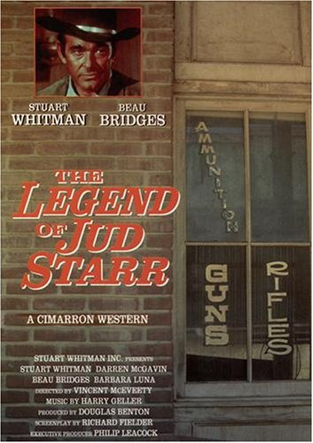 Cimarron Strip - The Legend of Jud Starr