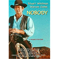 Cimarron Strip - Nobody