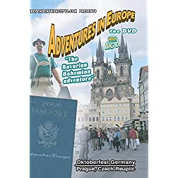 Adventures In Europe Volume 3