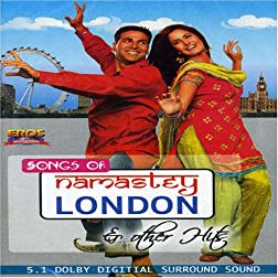 Songs Of Namastey London & Hits