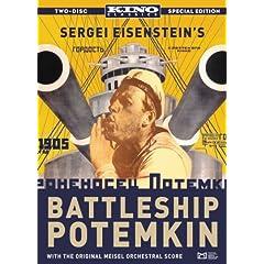 Battleship Potemkin (The Ultimate Edition) (2pc) (Full B&W)