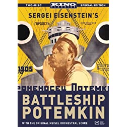 Battleship Potemkin (The Ultimate Edition) (2pc) (Full B&W)