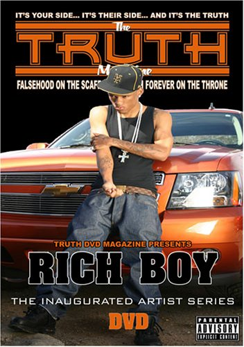 Truth Magazine Presents: Richboy