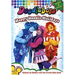 Happy Doodle Holidays