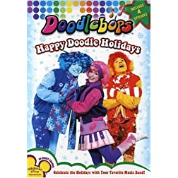 Happy Doodle Holidays