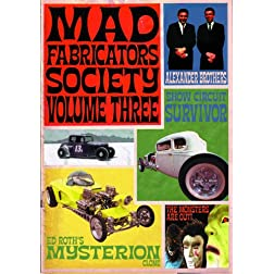 Mad Fabricators Society, Vol. 3