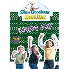 Slim Goodbody Deskercises: Labor Day