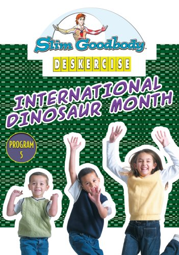 Slim Goodbody Deskercises: International Dinosaur