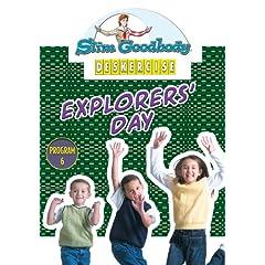 Slim Goodbody Deskercises: Explorers' Day