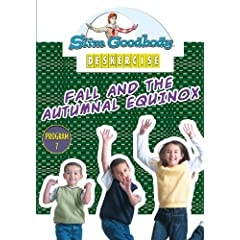 Slim Goodbody Deskercises: Fall & Autumnal Equinox