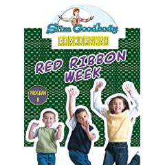 Slim Goodbody Deskercises: Red Ribbon Week