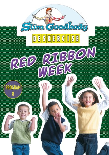 Slim Goodbody Deskercises: Red Ribbon Week