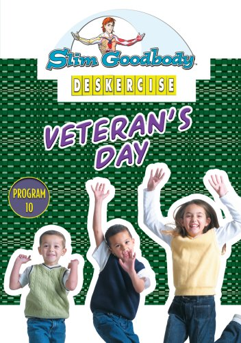 Slim Goodbody Deskercises: Veteran's Day