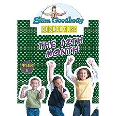 Slim Goodbody Deskercises: The 12th Month