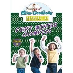 Slim Goodbody Deskercises: First Winter Olympics