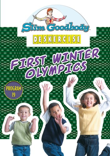 Slim Goodbody Deskercises: First Winter Olympics