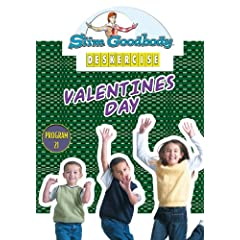 Slim Goodbody Deskercises: Valentines Day