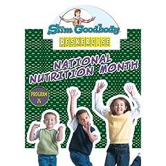 Slim Goodbody Deskercises: National Nutrition