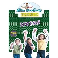 Slim Goodbody Deskercises: Spring