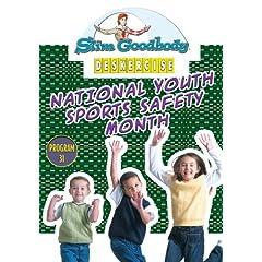 Slim Goodbody Deskercises: Youth Sports Safety