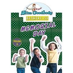 Slim Goodbody Deskercises: Memorial Day