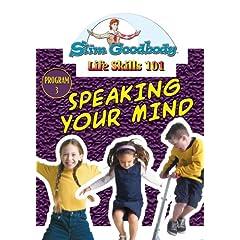 Slim Goodbody Life Skills: Speaking Your Mind