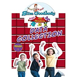 Slim Goodbody Math Monsters: Matematicos Data Coll